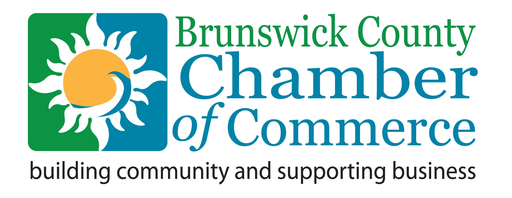 Members of the Brunswick County Chamber of Commerce